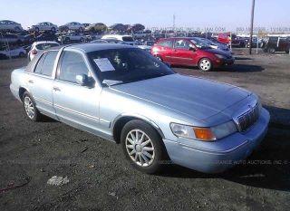 Mercury Grand Marquis GS 1999