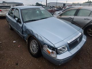 Mercury Grand Marquis LS 2008