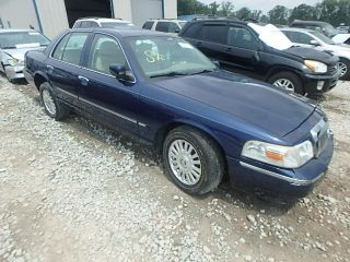 Mercury Grand Marquis LS 2006