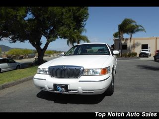 Used 2000 Mercury Grand Marquis LS in Temecula, California