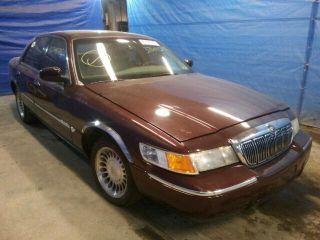 Mercury Grand Marquis LS 2001
