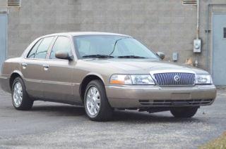 Mercury Grand Marquis LS 2004