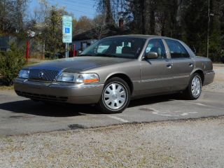 Mercury Grand Marquis LS 2004