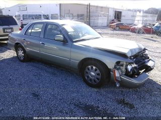 Mercury Grand Marquis LS 2005