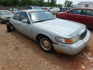 Mercury Grand Marquis LS 2000