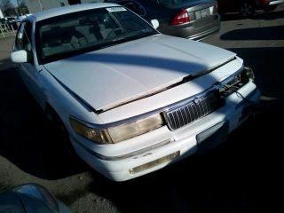Mercury Grand Marquis GS 1993