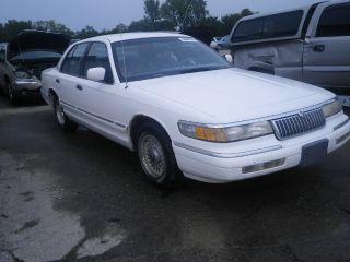 Used 1994 Mercury Grand Marquis LS in Des Moines, Iowa