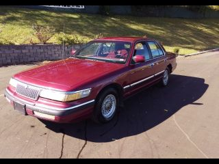 Mercury Grand Marquis LS 1993