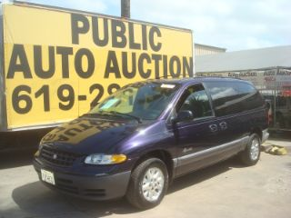 Used 1999 Plymouth Grand Voyager SE in San Diego, California