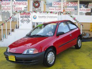 Suzuki Swift GA 2001