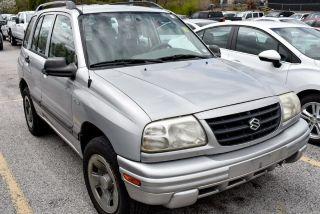 2002 Suzuki Vitara JLX
