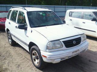 Suzuki Vitara JLX 2002