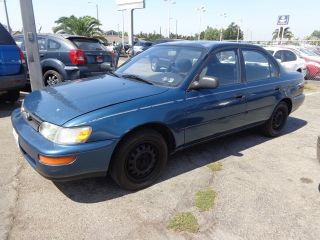 Used 1993 Toyota Corolla DX in Long Beach, California