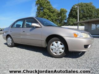 Used 2001 Toyota Corolla LE in Lafayette, Tennessee