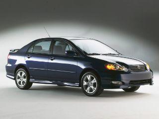 Toyota Corolla LE 2007
