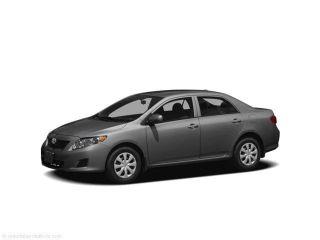 Toyota Corolla LE 2011