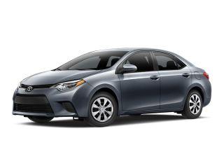 Toyota Corolla L 2016