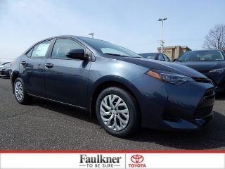 New 2018 Toyota Corolla LE in Trevose, Pennsylvania