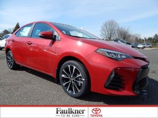 Used 2018 Toyota Corolla SE in Trevose, Pennsylvania