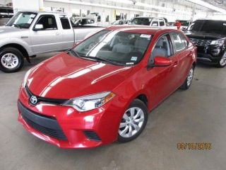 Used 2014 Toyota Corolla LE in Frederick, Maryland