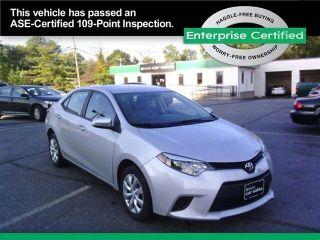 Used 2014 Toyota Corolla LE in Glen Burnie, Maryland
