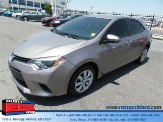 Used 2014 Toyota Corolla LE in Wichita, Kansas