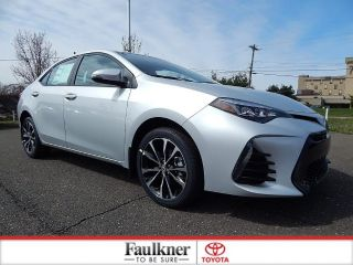 New 2018 Toyota Corolla SE in Trevose, Pennsylvania
