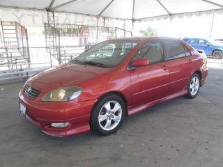 Toyota Corolla XRS 2005