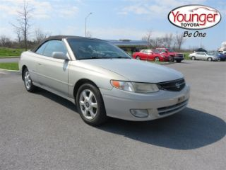 Used 2001 Toyota Camry Solara SLE in Hagerstown, Maryland