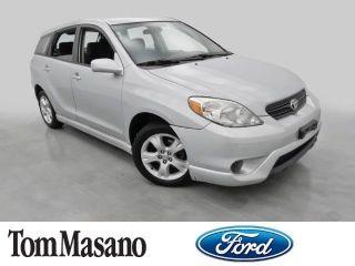 Toyota Matrix Standard 2008