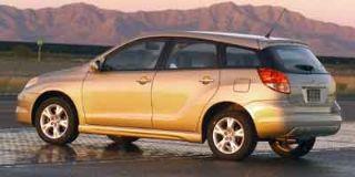 2004 Toyota Matrix XR
