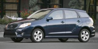 2007 Toyota Matrix Standard