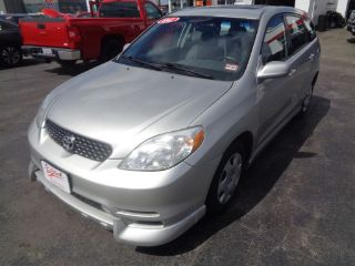 2004 Toyota Matrix XR