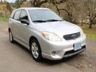 2005 Toyota Matrix XRS