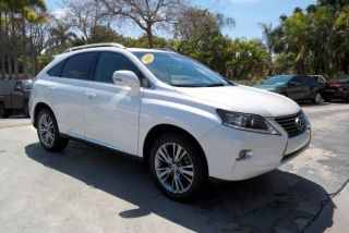 Used 2013 Lexus RX 350 In Miami, Florida. Price: $23987