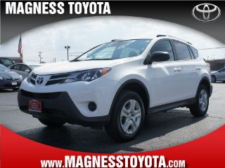 Used 2015 Toyota RAV4 LE in Harrison, Arkansas