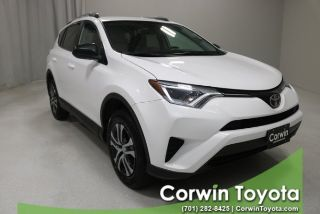 Corwin Toyota Fargo >> Used 2017 Toyota Rav4 Le In Fargo North Dakota