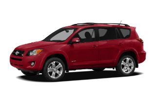 Toyota RAV4 Limited Edition 2011