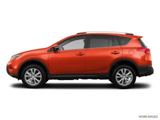 2015 Toyota RAV4 Limited Edition