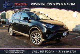 New 2018 Toyota RAV4 Limited Edition in Saint Louis, Missouri