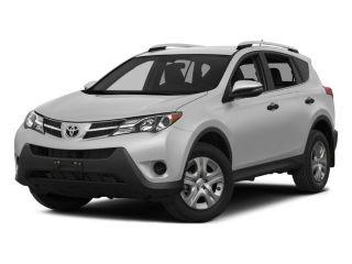 Toyota RAV4 Limited Edition 2015