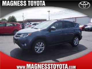 Toyota RAV4 Limited Edition 2014