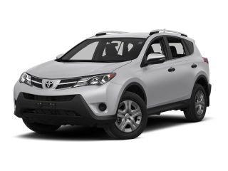 Toyota RAV4 Limited Edition 2013
