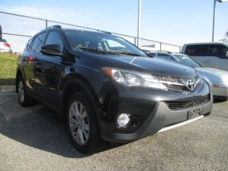 Toyota RAV4 Limited Edition 2014