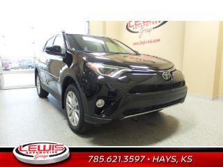 Toyota RAV4 Limited Edition 2018