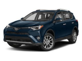 New 2018 Toyota RAV4 Limited Edition in Trevose, Pennsylvania