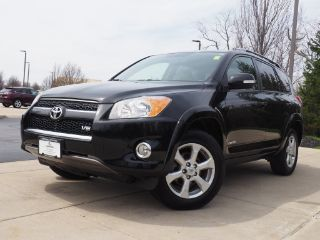 Toyota RAV4 Limited Edition 2010