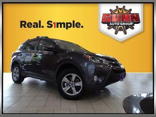 Toyota RAV4 XLE 2015