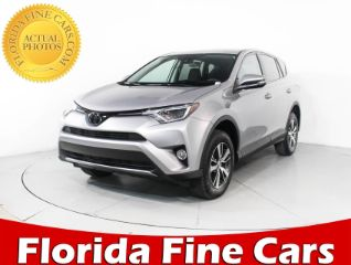 Used 2018 Toyota RAV4 XLE in Hollywood, Florida