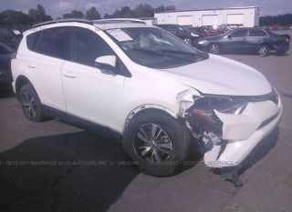 Used 2016 Toyota RAV4 XLE in Granite City, Illinois